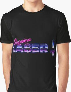Occams Laser Chrome Cross Logo Graphic T-Shirt