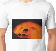 Happy Halloween 2: inside the face Unisex T-Shirt