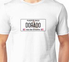 PR License Plate - Dorado Unisex T-Shirt