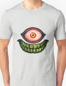 Face of death Unisex T-Shirt