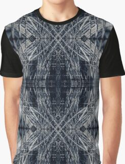 Abstract futuristic pattern Graphic T-Shirt