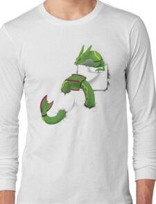 Pocketed Monsters - Noodle Pocket Long Sleeve T-Shirt