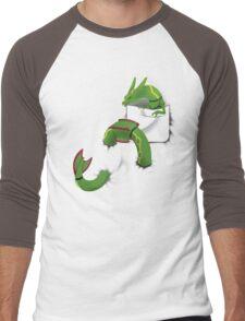 Pocketed Monsters - Noodle Pocket Men's Baseball ¾ T-Shirt