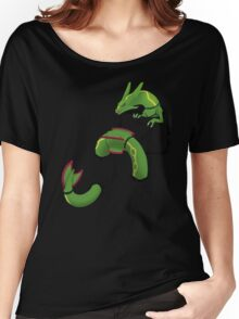 Pocketed Monsters - Noodle Pocket Women's Relaxed Fit T-Shirt