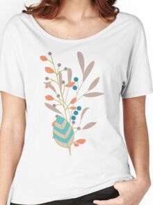 Flowers 003 Women's Relaxed Fit T-Shirt