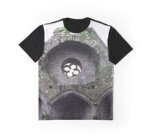 Irish Ruins - Window Graphic T-Shirt