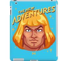 The New Adventures – He-Man iPad Case/Skin