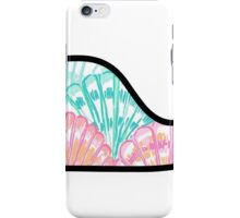 Oh Shello Lilly Print Vineyard Vines Whale iPhone Case/Skin