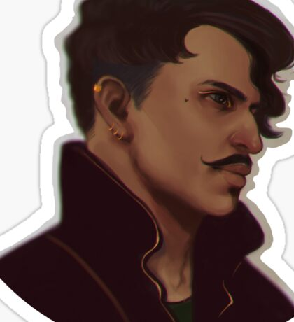Dorian Pavus Sticker