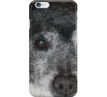 Eyes of a Gentle Soul iPhone Case/Skin