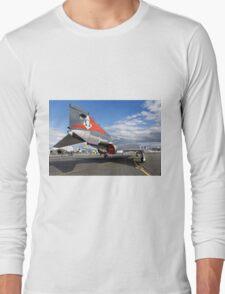 McDonnell F-4K Phantom FG.1 - XV586/R-010 Long Sleeve T-Shirt