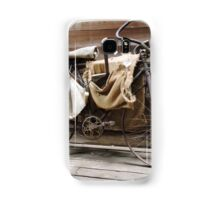 Old Bicycle Samsung Galaxy Case/Skin