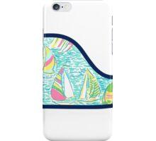 You Gotta Regatta Vineyard Vines Whale iPhone Case/Skin