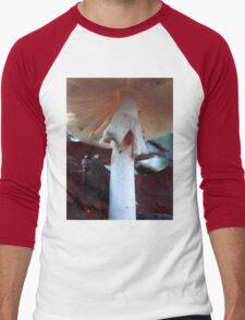 'Neath The Mushroom Men's Baseball ¾ T-Shirt