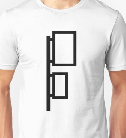 Bus station Unisex T-Shirt