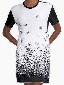 Antpocalypse Graphic T-Shirt Dress