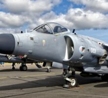 BAe Sea Harrier FA.2  Sticker