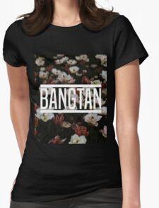 BANGTAN Womens Fitted T-Shirt