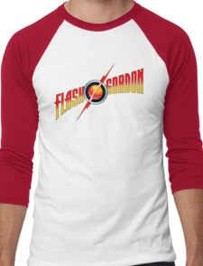 Flash Gordon Men's Baseball ¾ T-Shirt