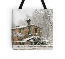 Italian Christmas Tote Bag