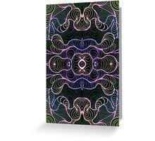 Third Eye Design Greeting Card