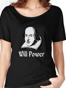 Will Power Women's Relaxed Fit T-Shirt