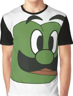 Classic Pepe Graphic T-Shirt