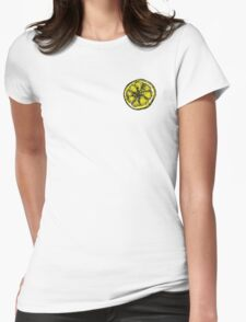 The Stone Roses Lemon Womens Fitted T-Shirt