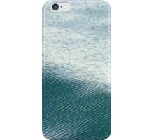 A calm wave: leaving iPhone Case/Skin