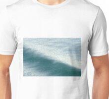 A calm wave: leaving Unisex T-Shirt