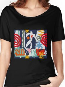 Inspired by Matisse Women's Relaxed Fit T-Shirt