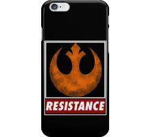 star wars resistance symbol iPhone Case/Skin