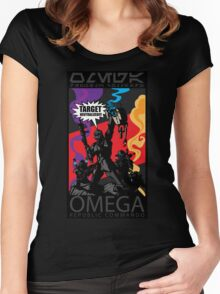 Republic Commando Omega Squad Women's Fitted Scoop T-Shirt