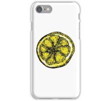 The Stone Roses lemon (Big) iPhone Case/Skin