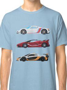 Hybrid Trinity R. Version Classic T-Shirt