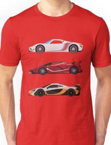 Hybrid Trinity R. Version Unisex T-Shirt