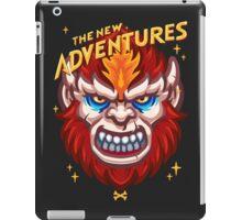 The New Adventures – Beast Man iPad Case/Skin