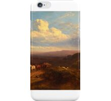 George Cole (Portsmouth ), The Close of the Day iPhone Case/Skin