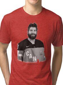 Brent Burns 0002 Tri-blend T-Shirt