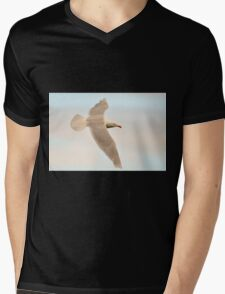 I believe I can fly Mens V-Neck T-Shirt