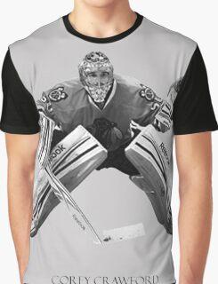 Corey Crawford Graphic T-Shirt