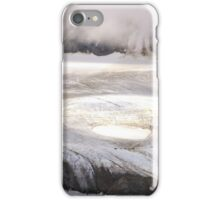 cold landscape iPhone Case/Skin