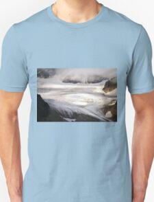 cold landscape Unisex T-Shirt