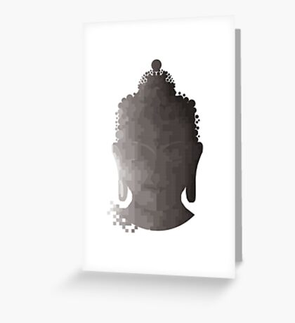 Buddh4 Greeting Card