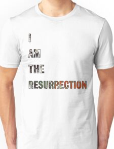I Am The Resurrection - The Stone Roses T-Shirt
