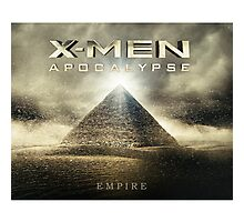 X Men Apocalypse Photographic Print