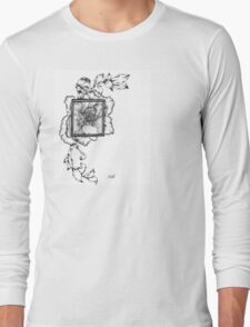 Wild flora framed 2.0 Long Sleeve T-Shirt