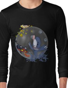 THE NEW POKEMON SERIES Long Sleeve T-Shirt