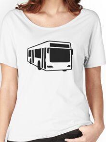 Public bus Women's Relaxed Fit T-Shirt