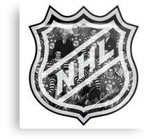 NHL Lagend Metal Print